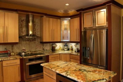 Wood Kitchen Cabinets Kissimmee Fl