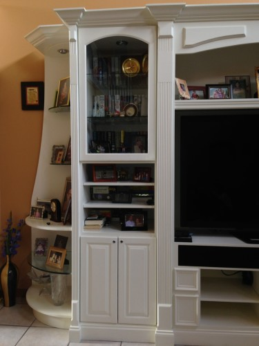 Custom Entertainment Centers Custom Wall Units Orlando