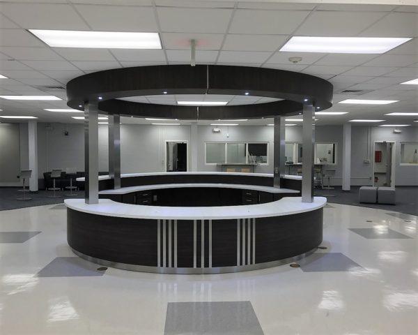 Front Counters Reception Desks Cash Wraps Orlando Fl